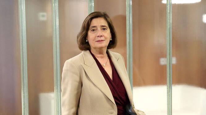 Elvira Tejada de la Fuente, Fiscal de Sala Coordinadora en materia de Criminalidad Informática