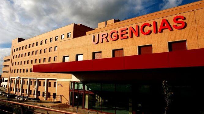 Urgencias del Hospital San Juan de Dios.