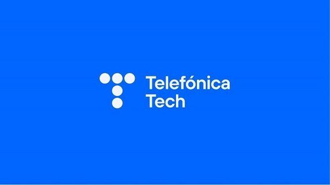 Logo de Telefonica Tech