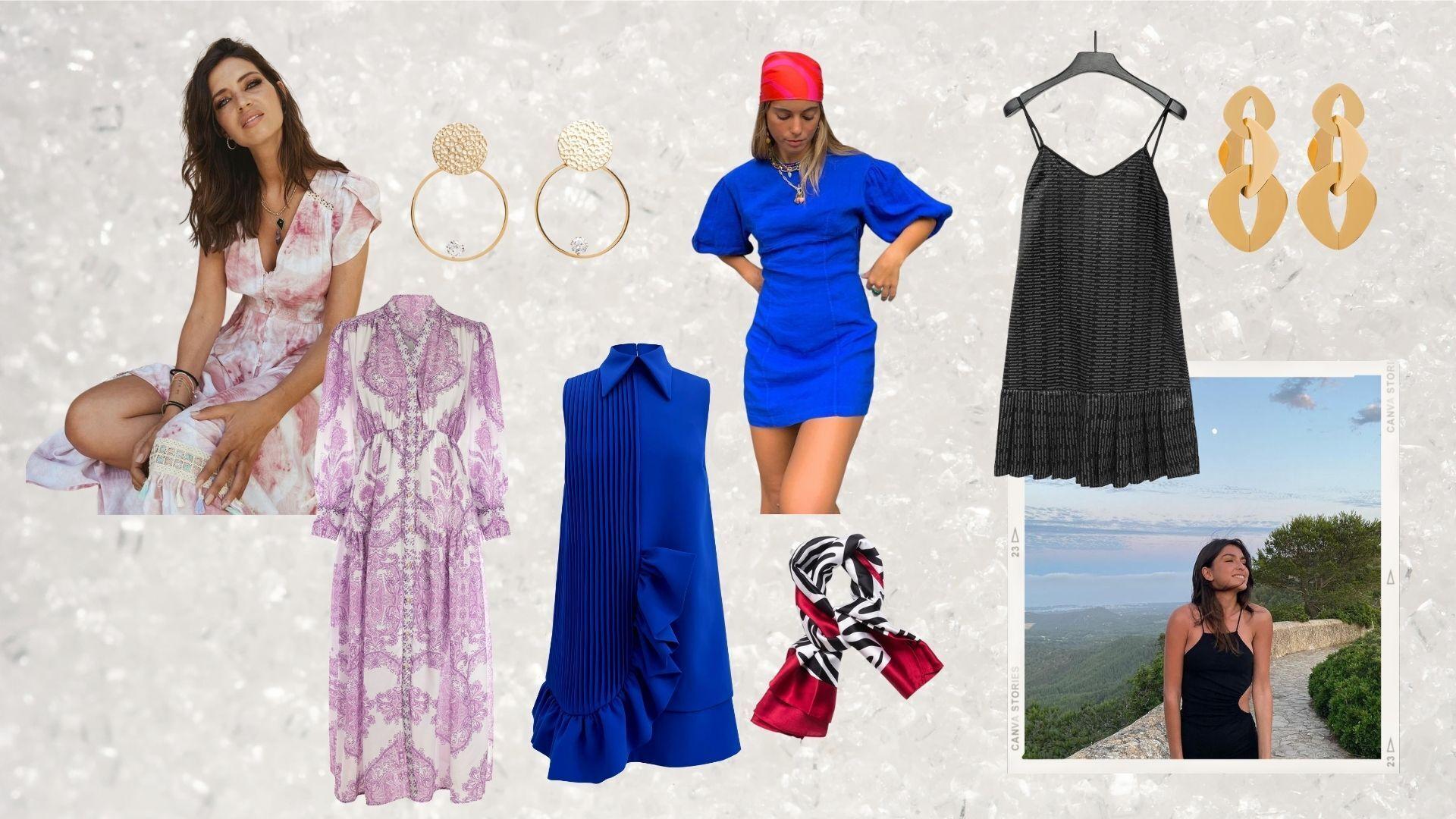 Las tres tendencias en vestidos por...
