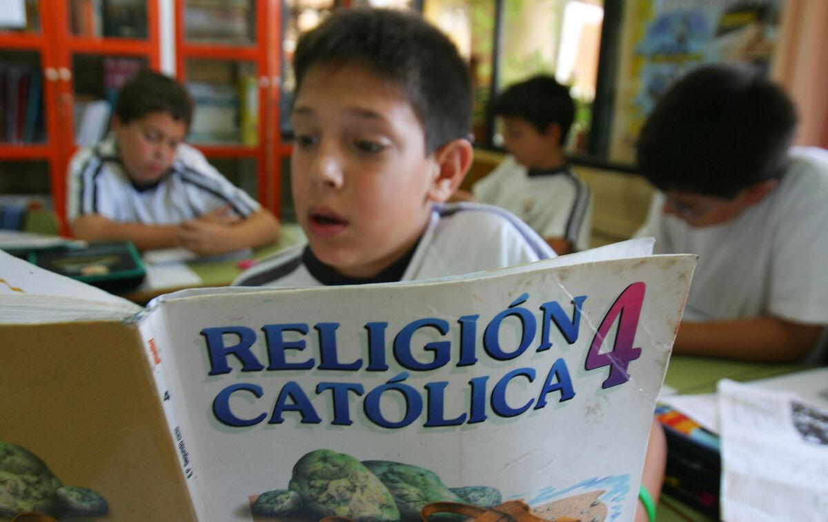 Material didáctico de la asignatura de Religión Católica.