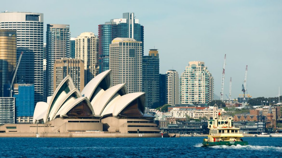 Sidney, Australia.