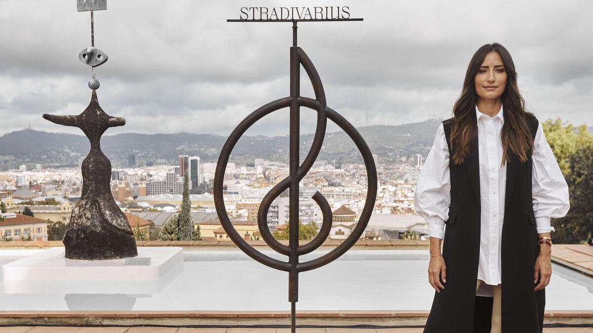 Rachel Valdés en la Fundación Miró