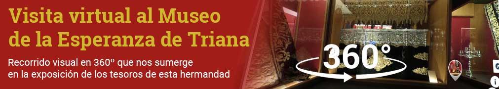 Tour virtual por el Museo de la Esperanza de Triana