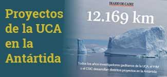 Reportaje Proyectos de la UCA en la Antártida