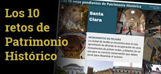 Los diez retos de Patrimonio Histórico