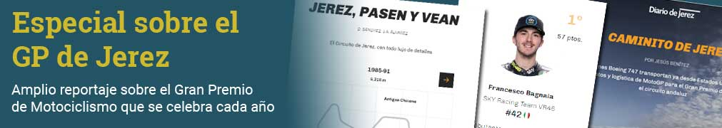 Especial sobre el GP de motociclismo de Jerez