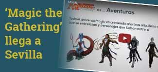 Videopresentación del Campeonato de España de Magic the Gathering