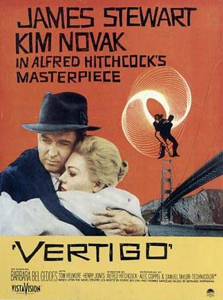 Vértigo', de fracaso a película de culto en 50 años