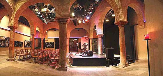 Museo Del Baile Flamenco.El Museo Flamenco De Cristina Hoyos Pretende Seguir Aunque Venda Su Sede