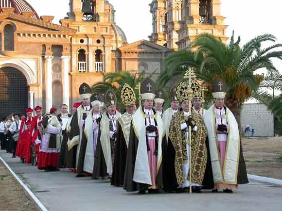 Obispos del Palmar de Troya