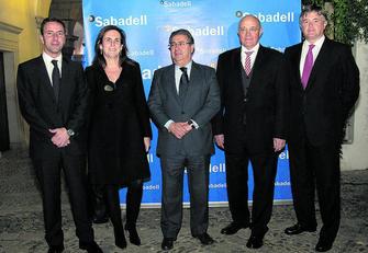 Banco sabadell celebra sus 25 a os en andaluc a for Oficinas sabadell malaga