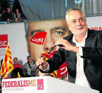 Federalismo simétrico de acento andaluz