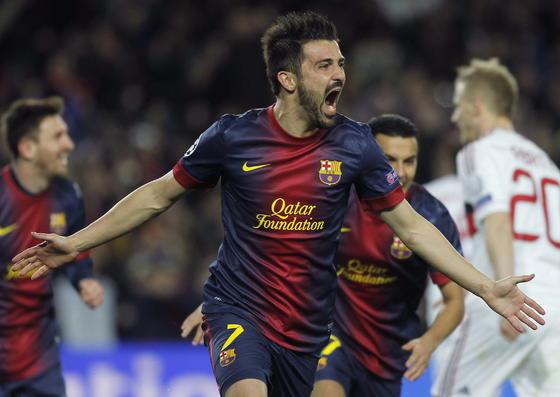 Remontada y goleada del Barcelona (4-0) 89790af793413