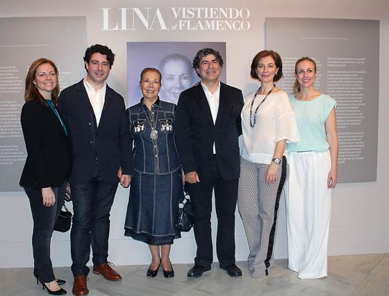 d1b2248cd La historia de la moda flamenca a través de Lina