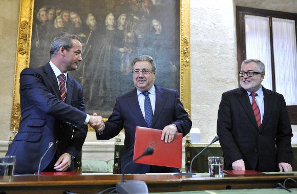 Sevilla las constructoras de la factor a cultural y del - Constructoras en sevilla ...