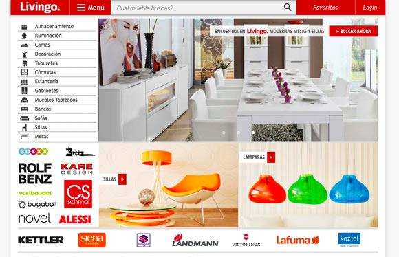 Livingo, un intermediario \'online\' para decorar el hogar