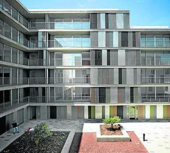 El colegio de arquitectos de sevilla premia los mejores - Colegio de arquitectos sevilla ...