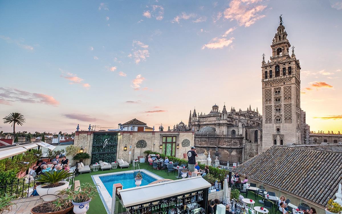 Las Terrazas Con Las Mejores Vistas De Sevilla